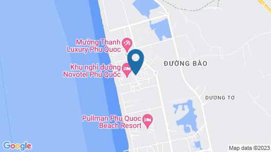 Novotel Phu Quoc Resort Map