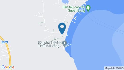 OYO 765 Serene Resort Phu Quoc Map