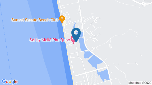 SOL by Meliá Phu Quoc Map