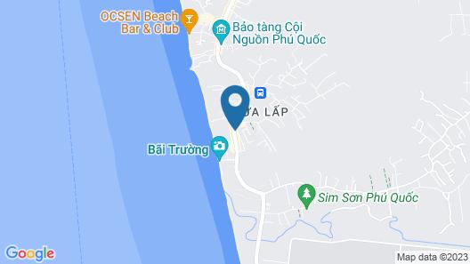 Salinda Resort Phu Quoc Island Map