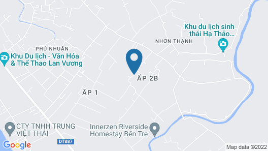 Nhon Thanh Homestay Map