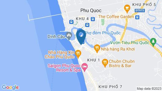 Sunset Beach Resort & Spa Map