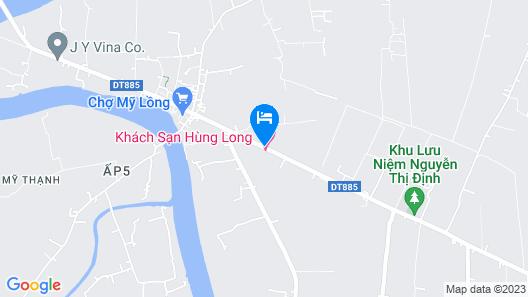 Hung Long Hotel Map