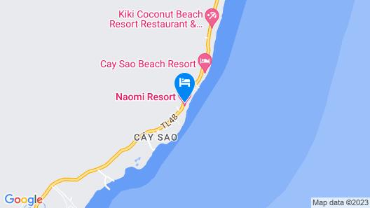 Naomi Resort Map