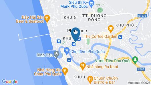 Ngoc Ngan Hotel Map