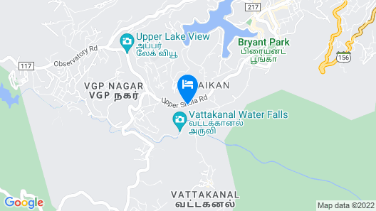 The Tamara Kodai Map