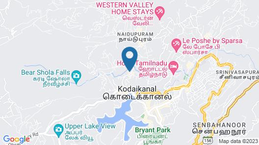 Hotel Sivapriya Map