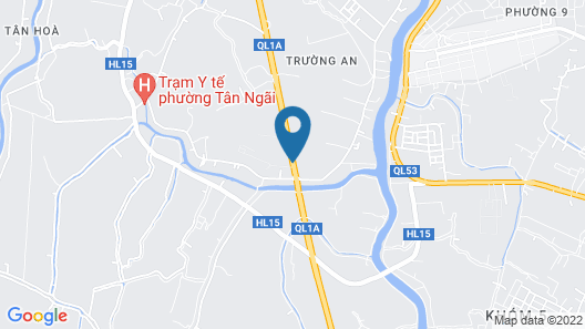 Truong Huy Hotel Map