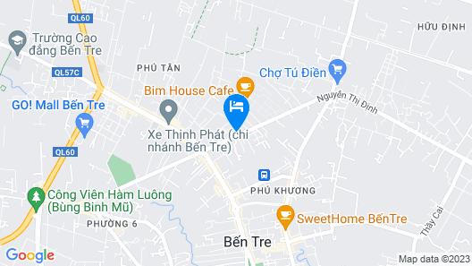 Khach San Truong Thinh Map