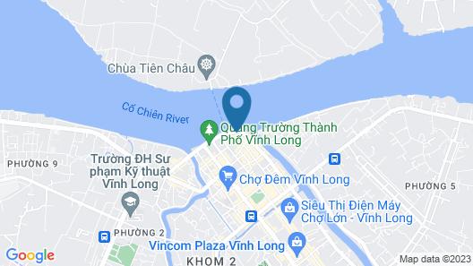 Khach San Cuu Long A Map