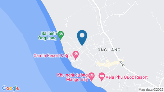CoCo Village Resort Map