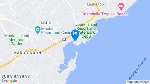 Alfheim Resort Map