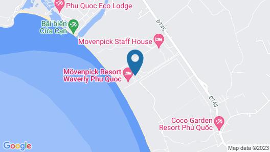 Mövenpick Resort Waverly Phu Quoc Map