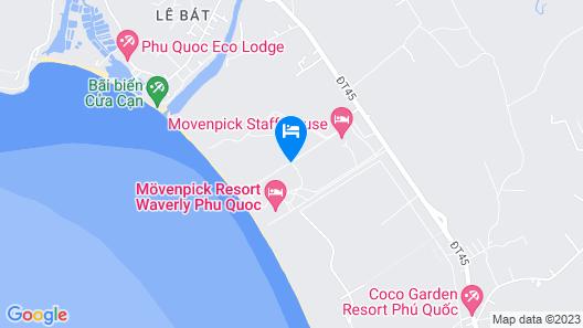 Mövenpick Villas & Residences  Phu Quoc Map