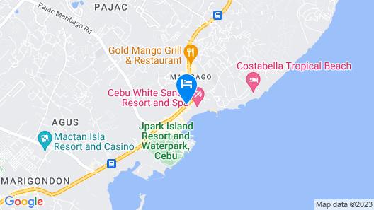 Karancho Beach House Map