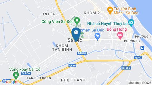 Van Kim Long Map