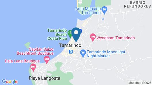 Jardín del Edén Boutique Hotel - Adults Only Map