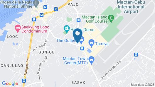 Eloisa Royal Suites Map