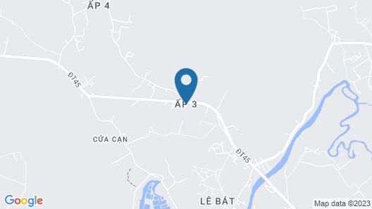 Xuan Khoa Family Resort Map