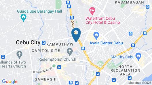 U Feel Home Map