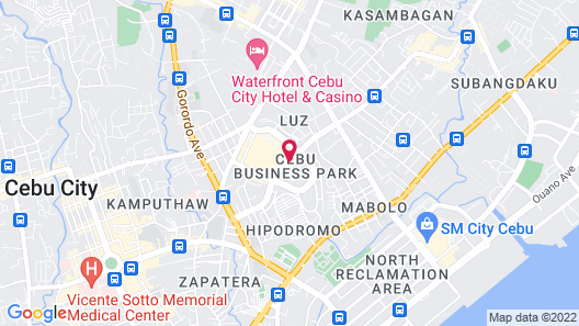 Seda Ayala Center Cebu Map