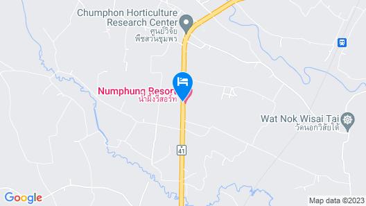 Nampueng Resort Map