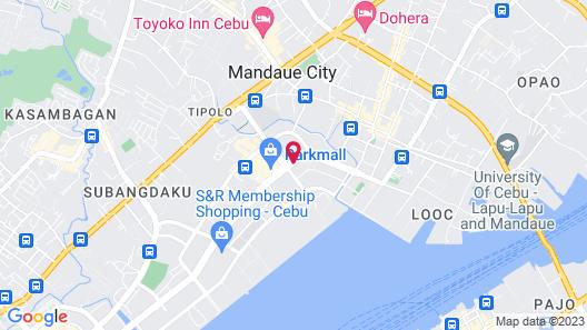 bai Hotel Cebu Map