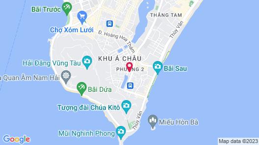 Adi Villa 8B Map