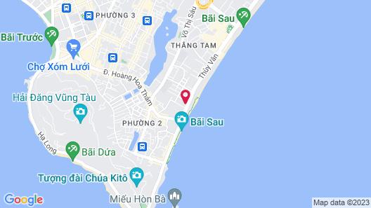 ibis Styles Vung Tau Map