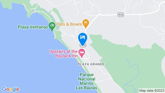 Playa Grande Park Hotel Map