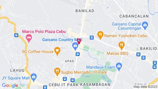 Alicia Apartelle Map