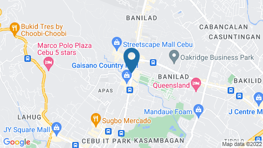 Alicia Tower Residences - Adult Only - Hostel Map
