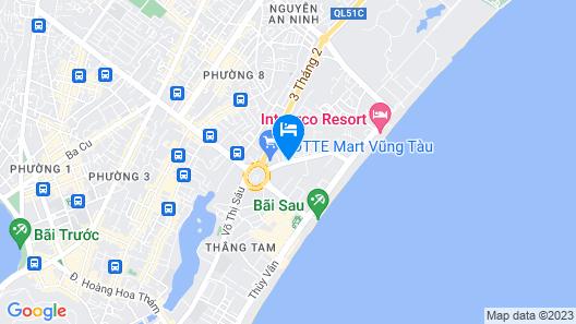 Pullman Vung Tau Map