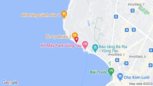 Seaside Resort Map
