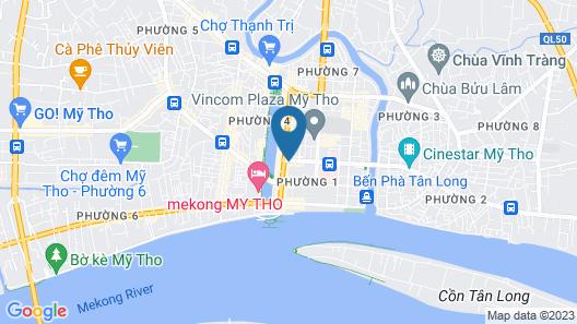 Minh Kieu 2 Hotel Map
