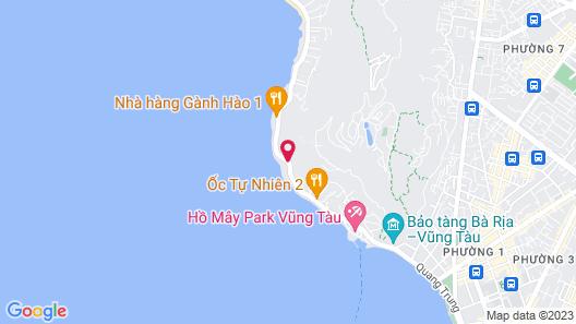 Binh An Village Vung Tau Map