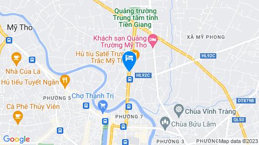 Loc Mai Hotel Map