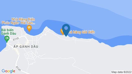 Gold Coast Phu Quoc Resort Map