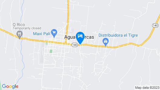Posada Turismo Rural San Juan Map