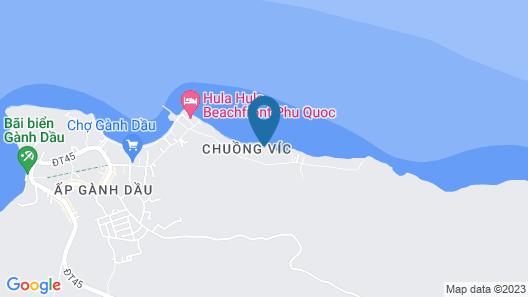 Mayfair Beach Resort Phu Quoc Map