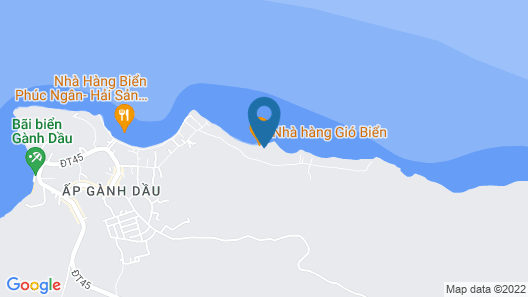 Sea Breeze Resort Phu Quoc Map