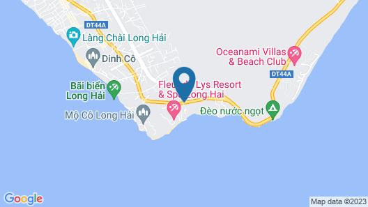 Longhai Channel Beach Resort Map