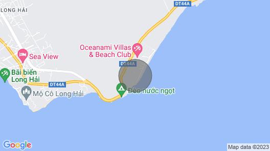 Okinawa Villa - Resort OCEANAMI Map