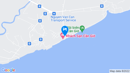 Can Gio Resort Map