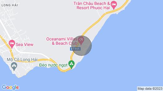 Oceanami Villas Ngoc SON Map