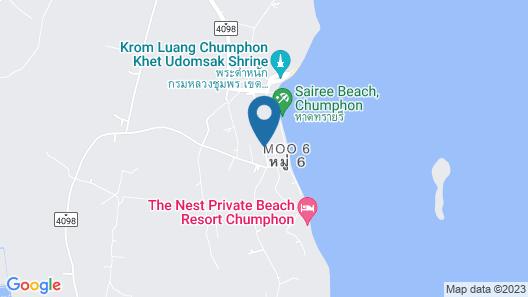 Aranya Resort Map