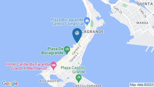 Hotel Costa del Sol Map