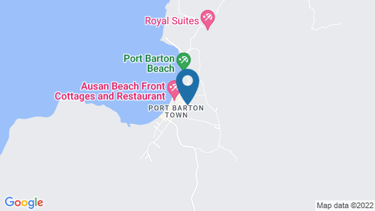 BING-VICE Tourist Inn Map