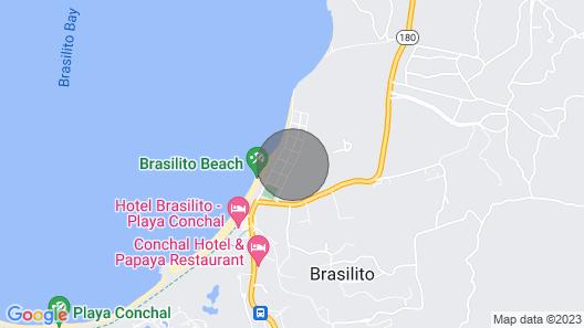 Beach & Pool Seagull House in Brasilito! Map