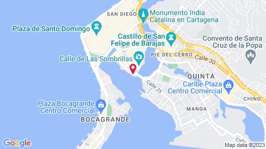 Allure Chocolat by Karisma Hotels & Resorts Map